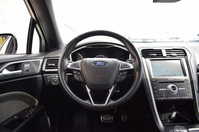 2017 Ford Fusion Sport  - Navigation -  Leather Seats