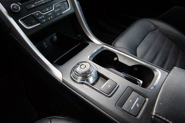 2017 Ford Fusion Energi SE Luxury / HEATED SEATS / BACK UP CAM / NAVIGATION
