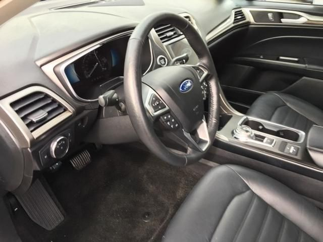 Pre Owned 2017 Ford Fusion Energi Se Fwd