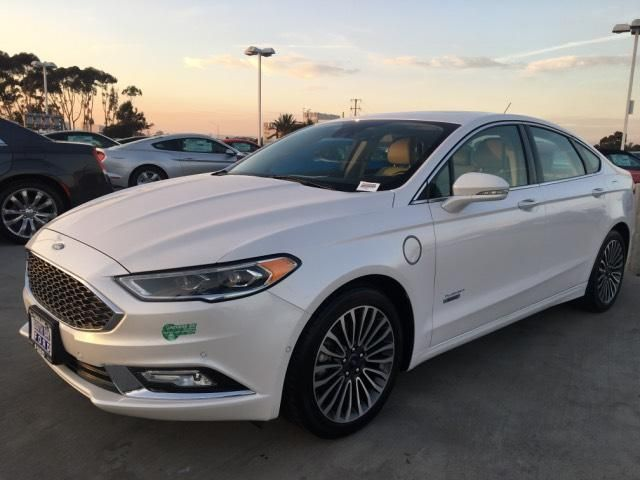 pre owned 2017 ford fusion energi platinum fwd for sale near hawthorne ca south bay ford. Black Bedroom Furniture Sets. Home Design Ideas
