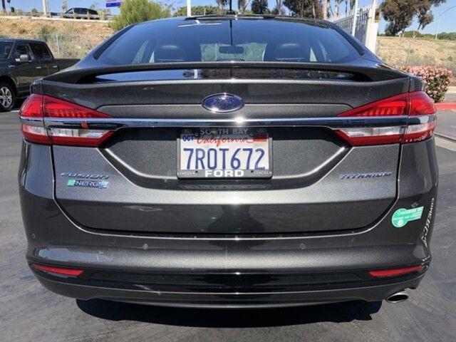 2017 Ford Fusion Energi Titanium FWD
