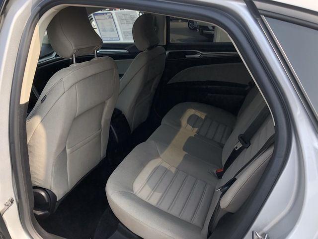 2017 Ford FusionHYBRID Hybrid S FWD