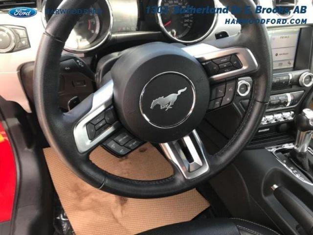 2017 Ford Mustang GT-BLUETOOTH-SYNC-242 B/W