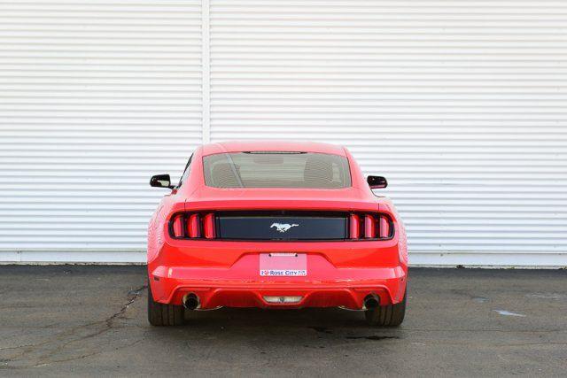 2017 Ford Mustang EcoBoost / Performance Pkg / Manual / Backup Cam