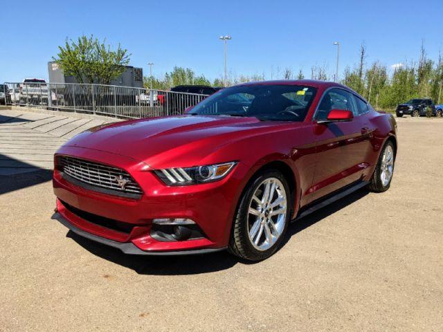 2017 Ford Mustang EcoBoost Premium  |ALBERTA'S #1 PREMIUM PRE-OWNED SELECTION