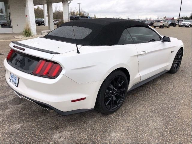 2017 Ford Mustang GT Premium  - Navigation -  Touch Screen - $306.20 B/W