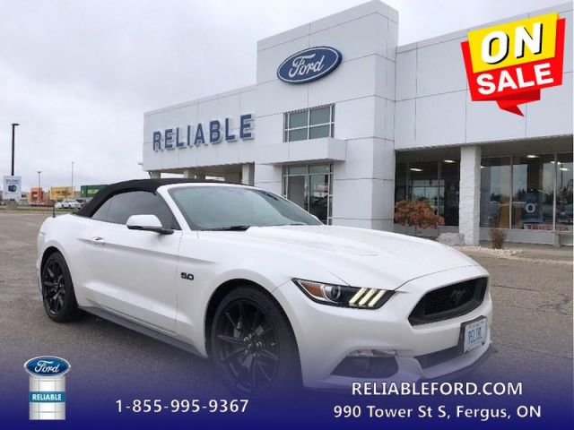 2017 Ford Mustang GT Premium  - Navigation -  Touch Screen - $287 B/W