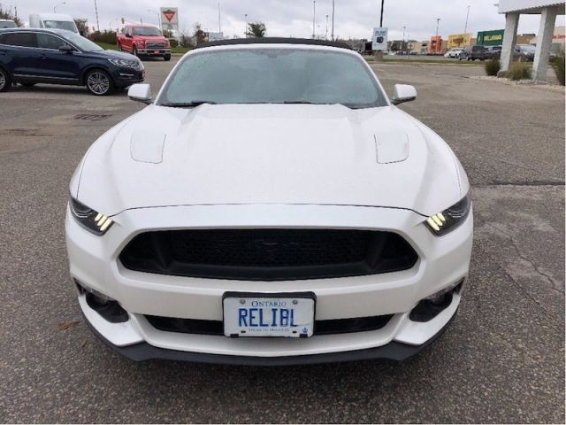 2017 Ford Mustang GT Premium  /Black Appearance Package