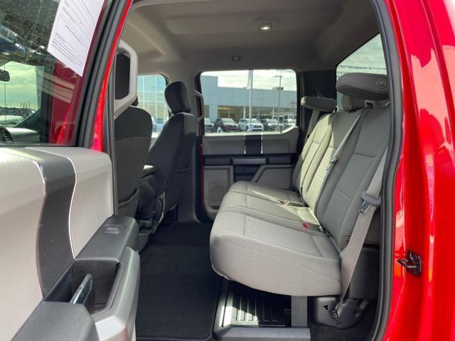 2017 Ford Super Duty F-250 SRW XLT 4WD Crew Cab 6.75 Box