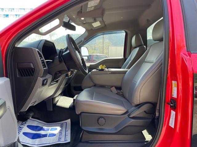 2017 Ford Super Duty F-250 SRW XL 4WD Reg Cab 8 Box