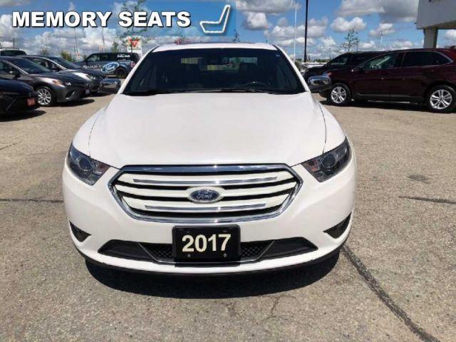 2017 Ford Taurus Limited  - Sunroof -  Navigation