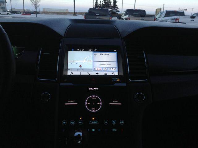 2017 Ford Taurus 4 Door Car