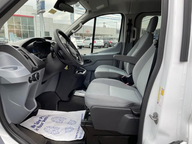 2017 Ford Transit T-350 148 Low Roof XLT Swing-Out R