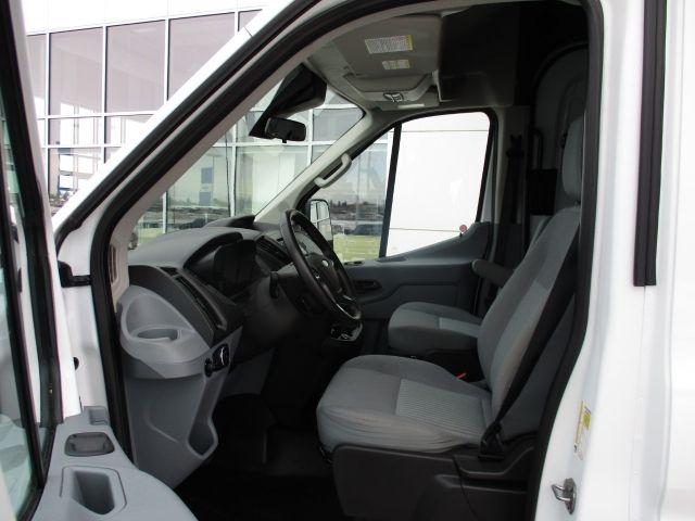 2017 Ford Transit Cargo Van T-250 148 Hi Rf 9000 GVWR Sliding RH Dr