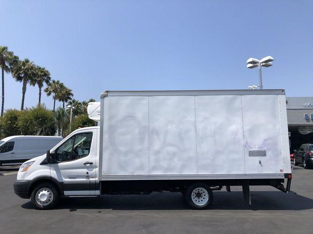 2017 Ford Transit Cutaway T-350 DRW 156 WB 10360 GVWR