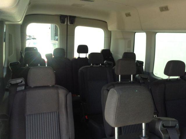 2017 Ford Transit Wagon Full-Size Passenger Van