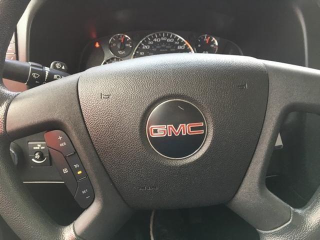 2017 GMC Savana RWD 2500 135