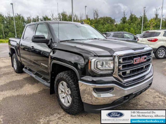 2017 GMC Sierra 1500 SLE  |ASK ABOUT NO PAYMENTS FOR 120 DAYS OAC