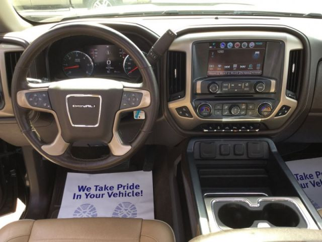 2017 GMC Sierra 1500 Denali  - Navigation -  Leather Seats