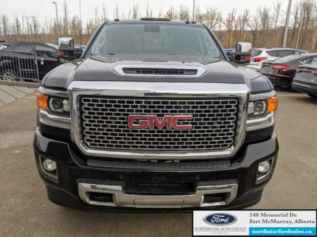 2017 GMC Sierra 3500HD Denali  |6.6L|Rem Start|Nav|Moonroof