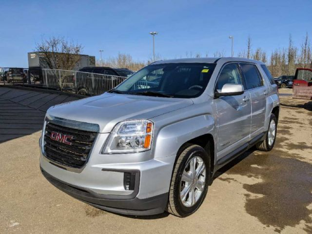 2017 GMC Terrain SLE AWD  |2 YEARS / 40,000KMS EXTENDED POWERTRAIN WARRANTY INCLU
