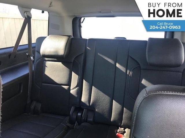 2017 GMC Yukon XL SLT HDTow 18 in Whls. Lthr 7Pass