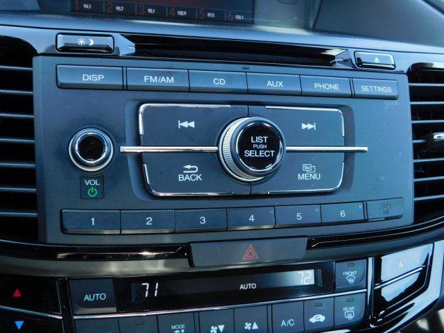 2017 Honda Accord Sedan Sport SE