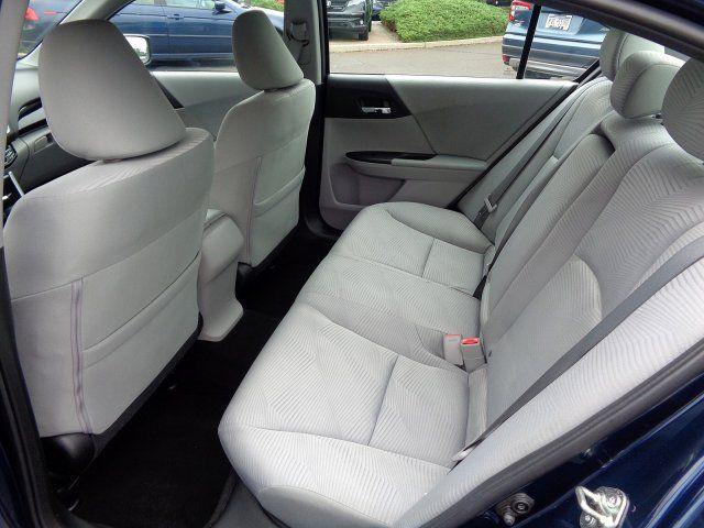 2017 Honda Accord Sedan LX