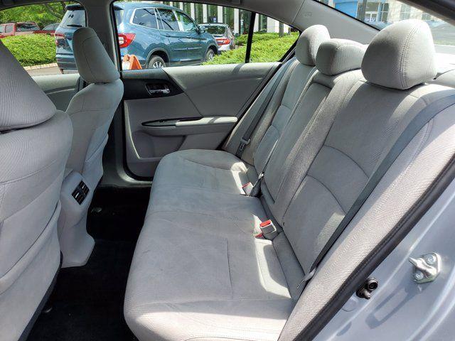 2017 Honda Accord Sedan EX