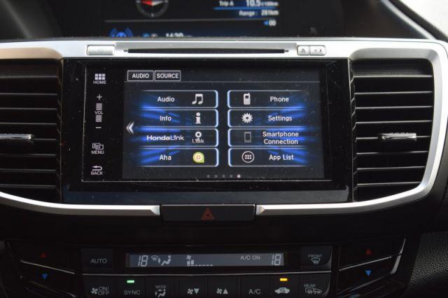 2017 Honda Accord Sedan EX-L  | SUNROOF | LEATHER | LANE DEPARTURE |