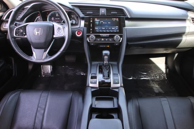 2017 Honda Civic EX-L Sedan