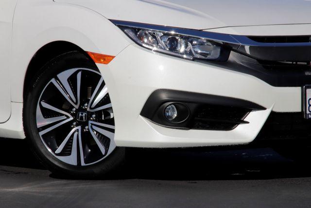2017 Honda Civic EX-L Coupe