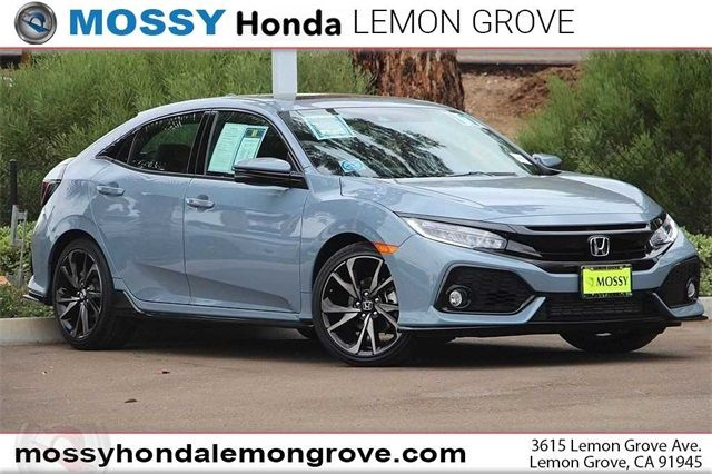 2017 Honda Civic For Sale In San Diego San Diego Area Dealership