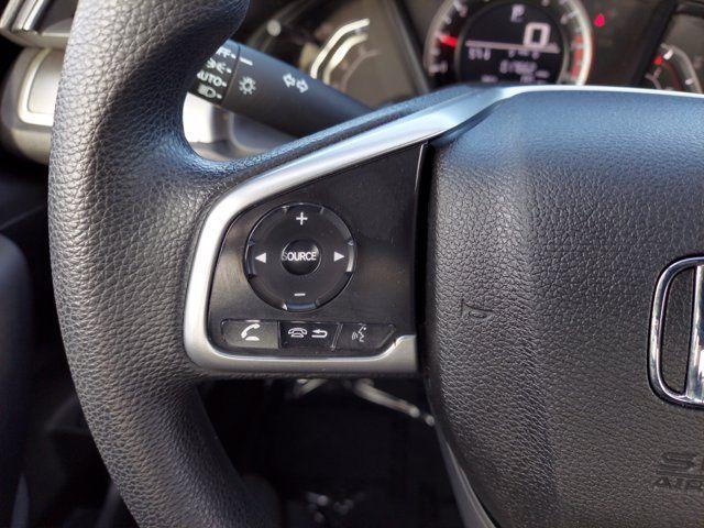 2017 Honda Civic Coupe LX
