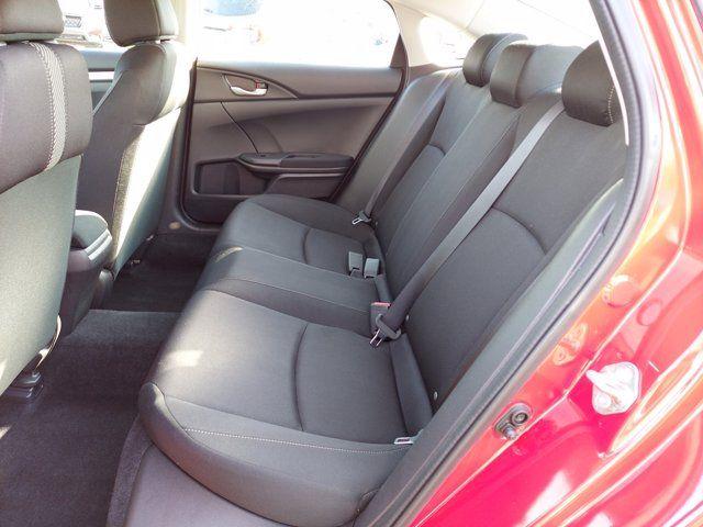 2017 Honda Civic Sedan LX