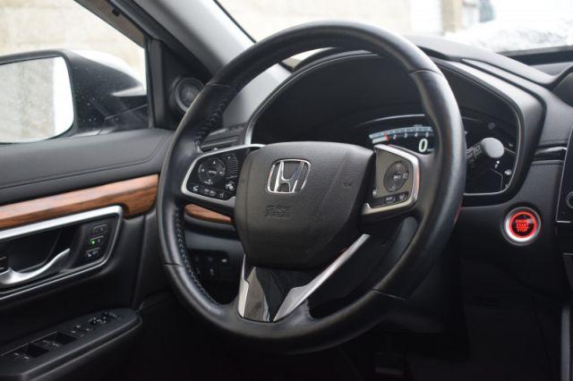 2017 Honda CR-V EX-L  | AWD | LEATHER