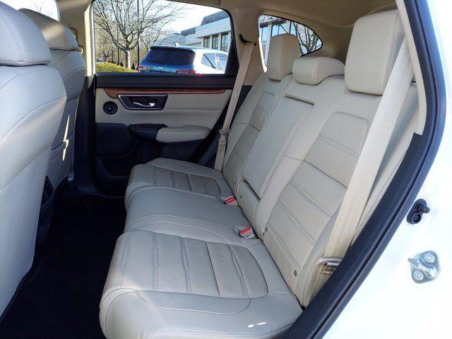 2017 Honda CR-V EX-L