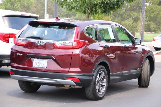 2017 Honda CR-V Sport Utility LX