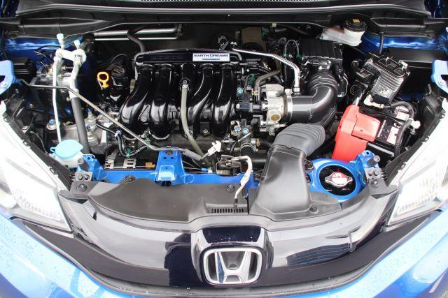2017 Honda Fit Hatchback LX