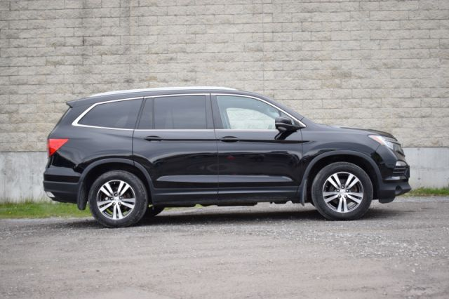 2017 Honda Pilot EX-L  | 3RD ROW | AWD | SUNROOF |