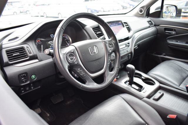 2017 Honda Pilot EX-L  | 3RD ROW | AWD | SUNROOF |