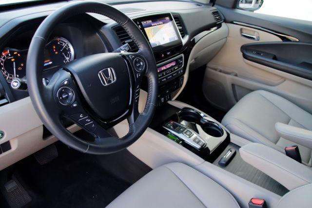 2017 Honda Pilot Touring Sport Utility