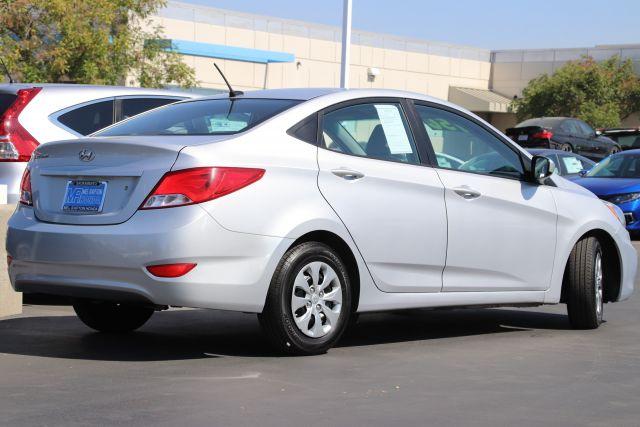 2017 Hyundai ACCENT SE Sedan