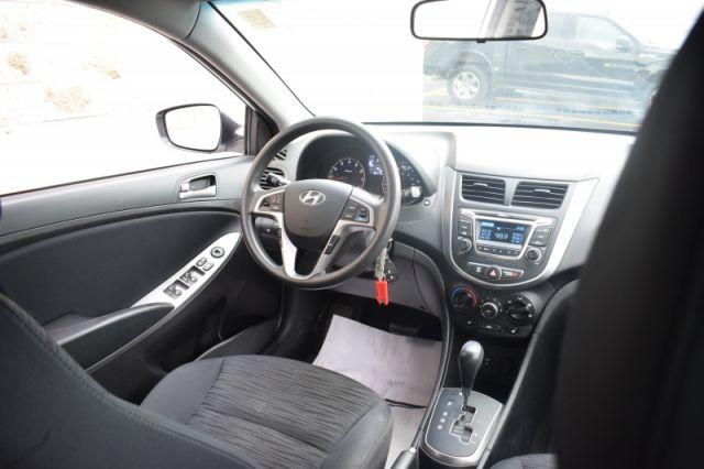 2017 Hyundai Accent GL Hatch  - Bluetooth -  Heated Seats