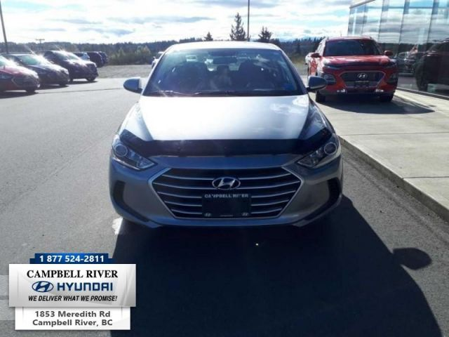 2017 Hyundai Elantra L Man   - Heated Seats