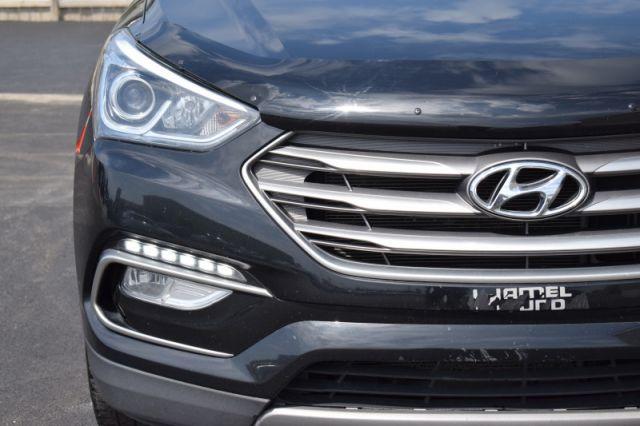 2017 Hyundai Santa Fe Sport 2.0T Limited  | NAV | INFINITY AUDIO | DUAL CLIMATE |