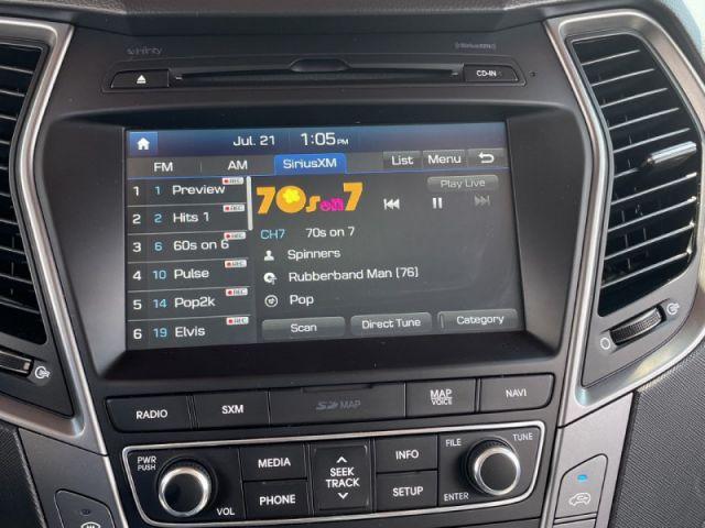 2017 Hyundai Santa Fe Sport 2.0T Ultimate   2.0T Ultimate- Leather Interior- Navigation- Hea