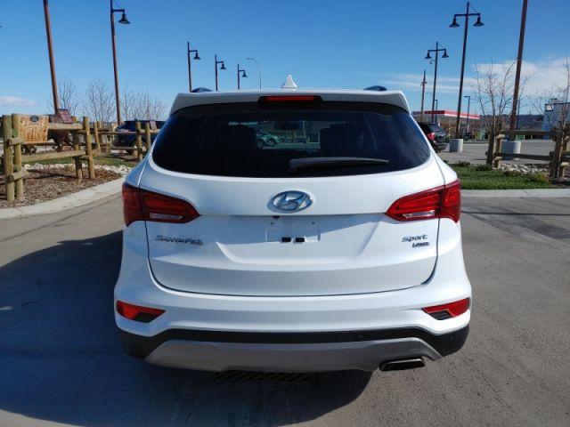 2017 Hyundai Santa Fe Sport Luxury   - SANTA FE LUXURY SPORT - $135 B/W