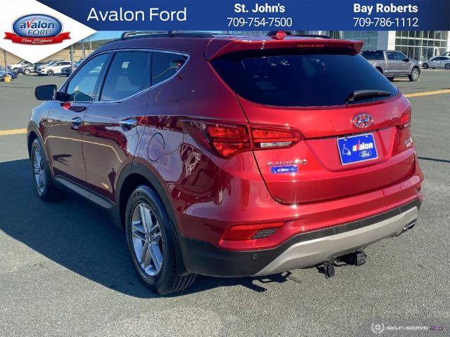 2017 Hyundai Santa Fe Sport AWD 2.4L Premium
