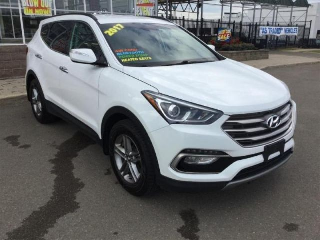 2017 Hyundai Santa Fe Sport AWD-88.68/WK HEATED SEATS UP SENSORS CRUISE